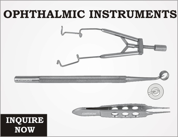 Ophthalmic Surgical Instruments Manufacturer & Exporter